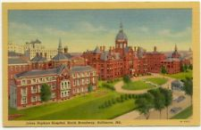 Johns Hopkins hospital, Baltimore MD