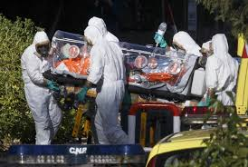 Treating and transporting an Ebola patient is very challenging.